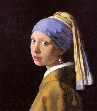 1665~66 Girl with a Pearl Earring